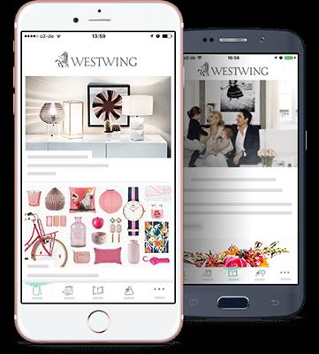 Já conhece o nosso App? | Westwing.com.br